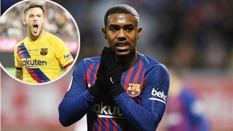 Malcom rời Barca, cơ hội sẽ trao cho sao trẻ La Masia