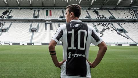 Juventus đẩy Dybala ra đi: Cái kết buồn của những số 10