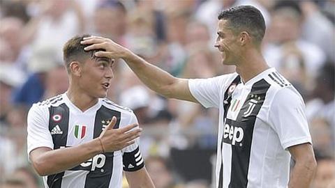 Ronaldo khuyên Dybala gia nhập M.U vì lý do đặc biệt