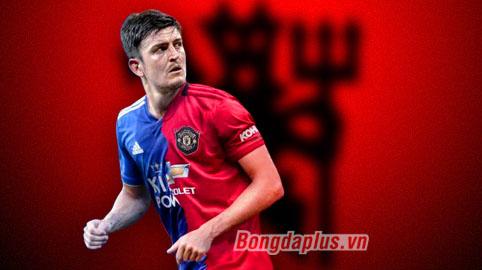 M.U mua xong Maguire với giá 85 triệu bảng, lập kỷ lục thế giới