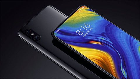 Xiaomi Mi Mix 4 chạy Snapdragon 855, pin 4500mAh sẽ ra mắt cuối năm nay?
