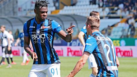 Vồ hụt Cavani, Inter sẽ mua Zapata