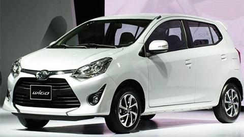 Toyota Wigo giảm giá chạm đáy mới 'quyết đấu' Hyundai Grand i10, Kia Morning