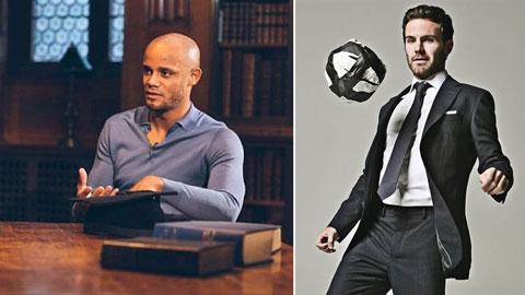 Kompany, Mata & 10 cầu thủ có trình độ học vấn đáng nể