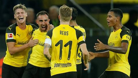 Vị trí trung phong của Dortmund: Bây giờ, sân khấu là của Paco Alcacer