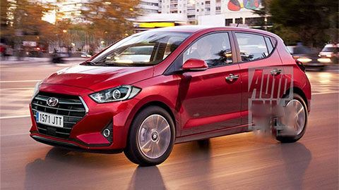 Hyundai Grand i10 2020 gây sốc khi có giá chưa đến 200 triệu đồng