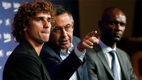 Atletico nắm bằng chứng buộc Barca thua kiện vụ Griezmann