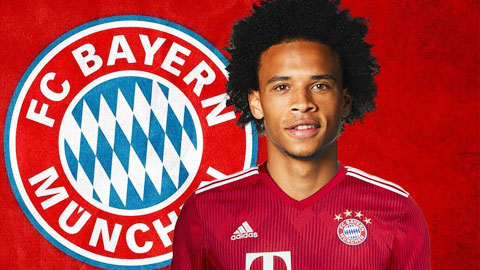 Bayern Munich chuẩn bị đón Sane