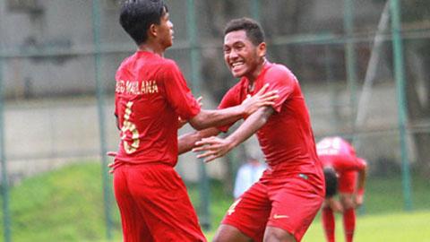 U18 Đông Nam Á: Indoneisa, Timor Leste đại thắng