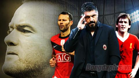 Rooney và những HLV kiêm cầu thủ