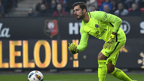 PSG bán Trapp để mua siêu thủ môn