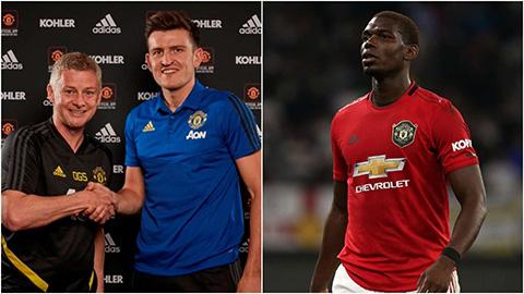 HLV Solskjaer nói gì về cơ hội đá chính của Maguire, Pogba ở trận M.U vs Chelsea?