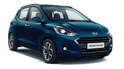 Hyundai Grand i10 2019 lộ diện, giá dự kiến 169 triệu đồng
