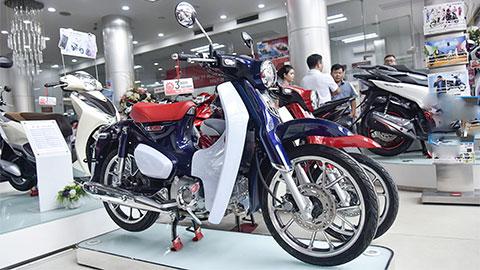 Cận cảnh Honda Super Cub C125 2019 đậm chất cổ điển, giá ngang SH 125