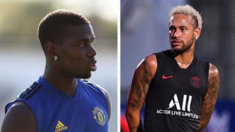 Khó mua Pogba, Real còn cơ hội sở hữu Neymar?
