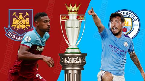 Soi kèo, dự đoán tỷ số Ngoại hạng Anh ngày 10/8: Chú ý West Ham vs Man City