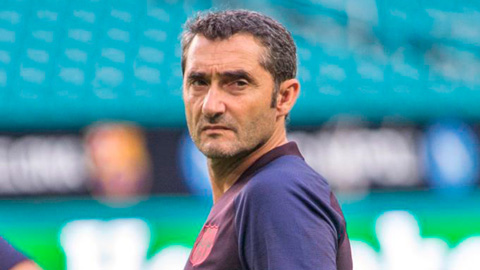 Valverde không có kế hoạch với Neymar