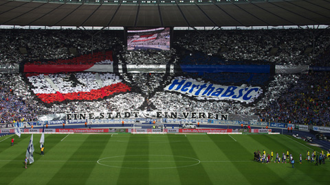 Derby Berlin giữa Hertha & Union: Hương sắc mới của Bundesliga