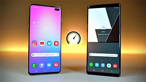 Samsung Galaxy Note 9, Galaxy S10 Plus, A70 giảm giá cực sốc