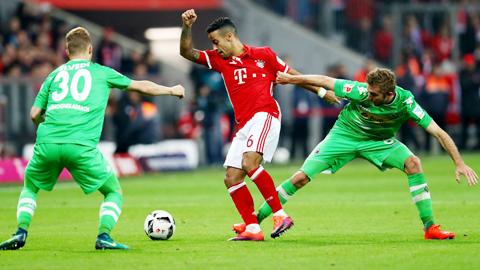Bayern: Kovac quá lệ thuộc vào Thiago