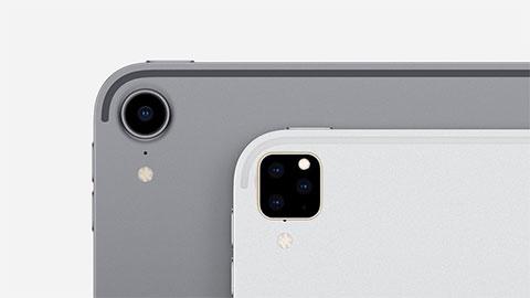 iPad Pro 2019 sẽ có tới 3 camera ở mặt lưng