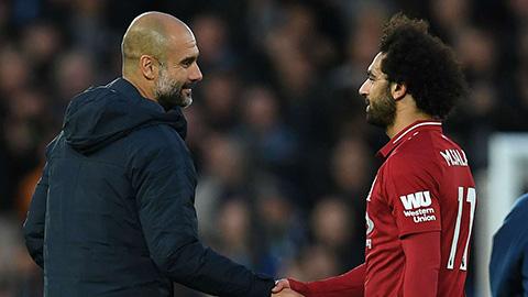 Gary Neville: 'Pep sẽ rời Man City & Liverpool có thể mất Salah'