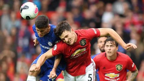 Man United vượt qua nỗi lo hàng thủ