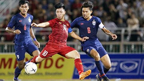 U18 Việt Nam 0 – 0 U18 Thái Lan: Cửa đi tiếp rất hẹp