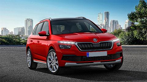 Xuất hiện mẫu SUV đẹp long lanh, giá chỉ 350 triệu đồng