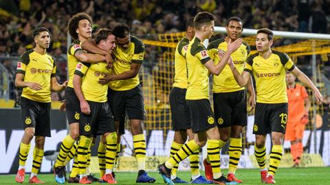 Dortmund có đủ sức soán ngôi Bayern mùa này?