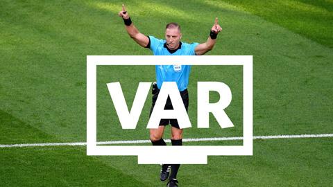 FIFA chưa cấp phép cho V.League sử dụng VAR