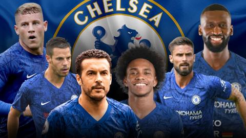 6 đàn anh cần đứng lên dìu dắt những măng non của Chelsea