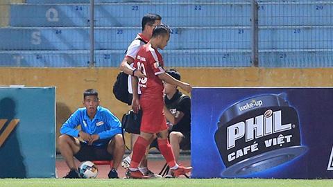 ĐT Việt Nam có thể mất thêm Trọng Hoàng ở trận gặp Thái Lan