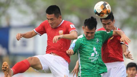 Hồng Lĩnh Hà Tĩnh gõ cửa V.League