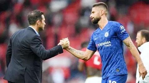 Lăng kính: Giá mà đồng đội của Giroud là Lampard