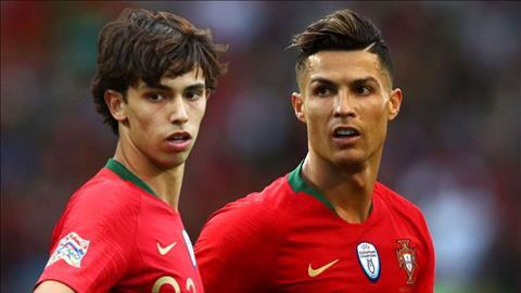 Ronaldo xem thường giá trị của Joao Felix