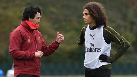 Arsenal tăng lương để 'trói' Guendouzi