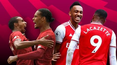 Liverpool vs Arsenal: Cục diện Premier League là ở trận này