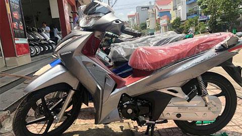Honda Wave 125i 2019 giá ngang ngửa SH Mode, người dùng Việt vẫn mê