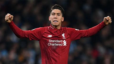 Firmino đi vào lịch sử nếu ghi bàn ở trận Liverpool vs Arsenal