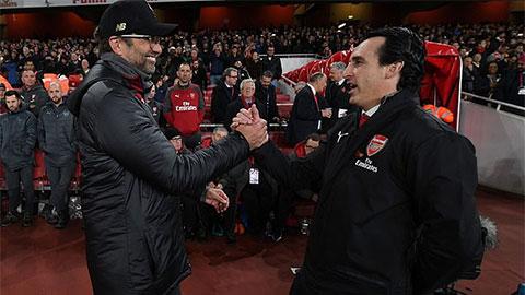 Mưa bàn thắng thường xuất hiện khi Liverpool chạm trán Arsenal