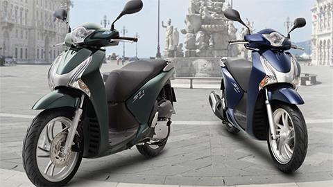 Honda SH 125, SH 150 2019 đẹp mê ly có được giảm giá trong tháng 8?