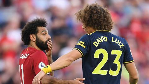 Luiz: 'Chính Salah cũng thừa nhận quả phạt đền là oan uổng'