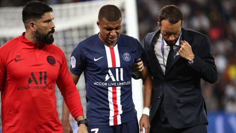 Mbappe ngồi ngoài 1 tháng, PSG lại mở cửa cho Neymar?