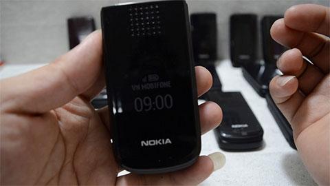 Nokia 110 và Nokia 2720 2019 lộ giá bán siêu rẻ