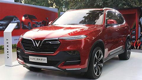 Xe ô tô VinFast chuẩn bị tăng giá, cao nhất 532 triệu đồng