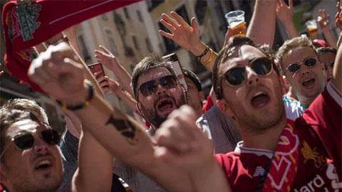 Fan Liverpool, Arsenal, Chelsea, Tottenham đòi cải tổ các trận chung kết cúp châu Âu