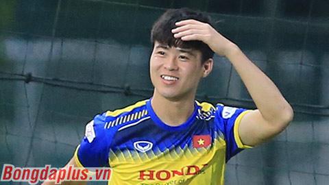 Duy Mạnh, Hùng Dũng có mặt trên đội tuyển Việt Nam