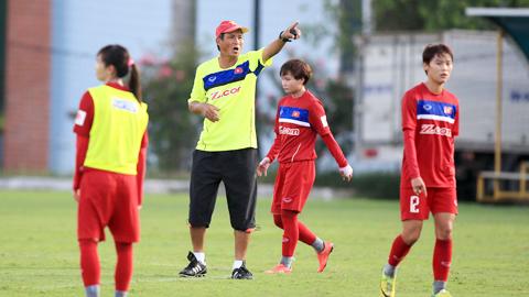 ĐT nữ Việt Nam sẽ lại tập huấn tại Nhật Bản