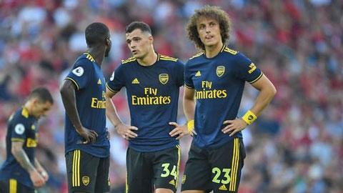 Một thập kỷ lao dốc của Arsenal vì 'phản bội chính mình'